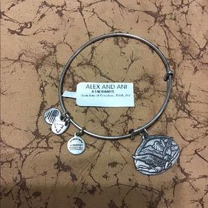 Alex & Ani Bangle Bracelet NWT